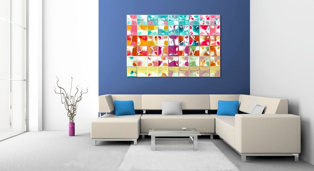 17 Tasteful Contemporary Wall Art Ideas To Give A Lively Spirit The Living Room