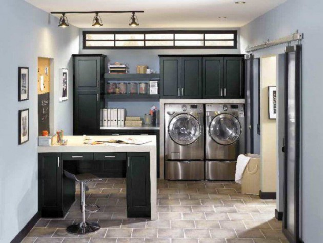 16 Small Laundry Rooms That You're Going To Love