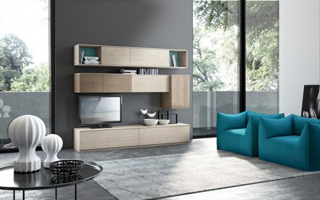 10 Contemporary Living Room Storage Items