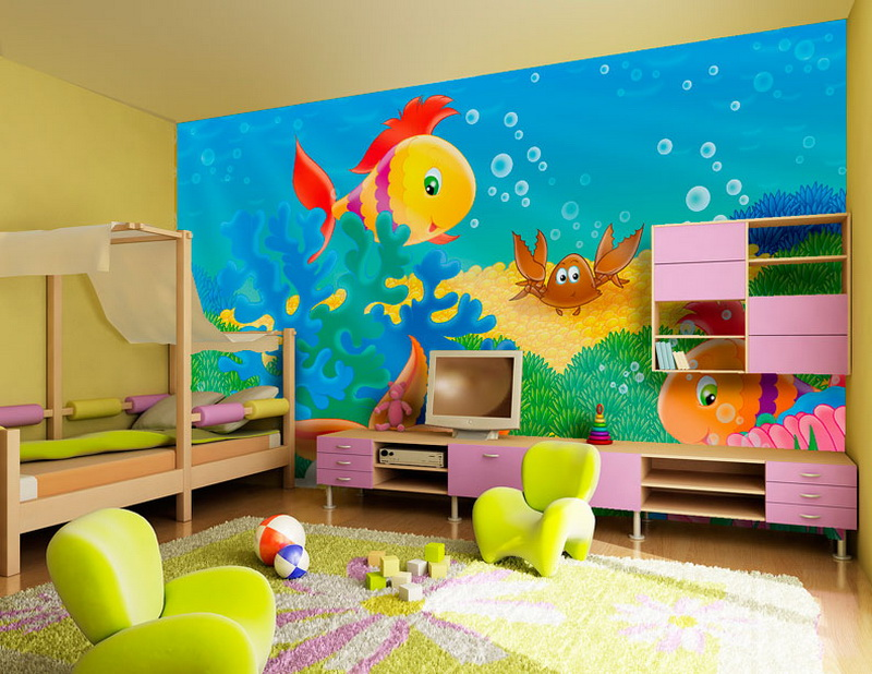 & 15 Adorable Kids Room Designs To Make Your Kids Even More Happy