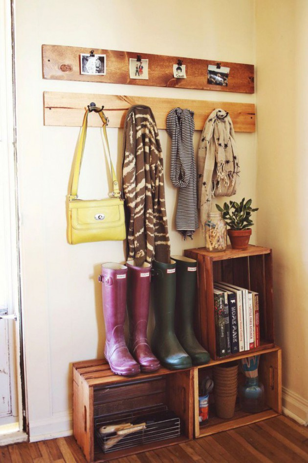 12 Super Smart Storage Solutions For Your Boots