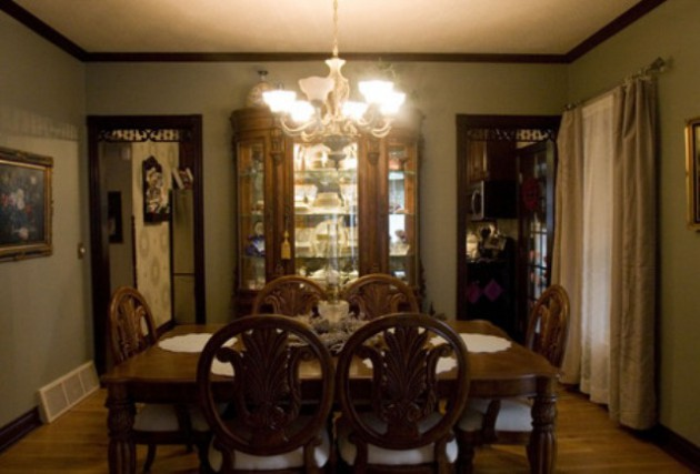 15 Glamorous Dining Rooms In Victorian Style