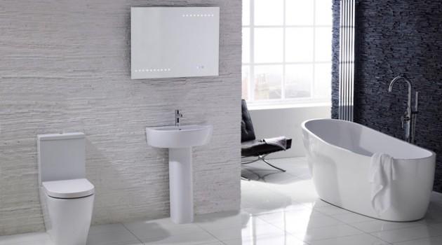 18 Classy Minimalist Bathrooms That Will Provide You Extra Pleasure