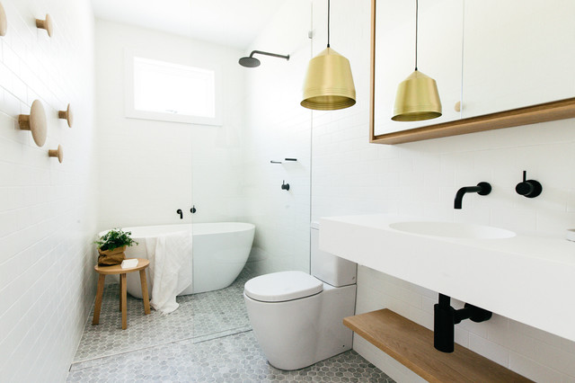17 ultra clever ideas for decorating small dream bathroom - Clever small bathroom designs ...