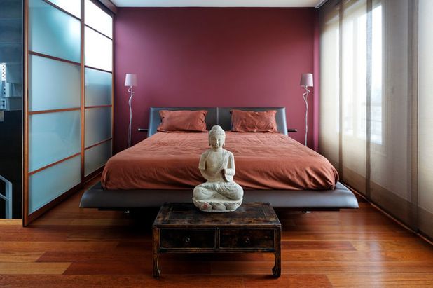 17 High-Stylish Zen Bedrooms For Better Resting & Sleep