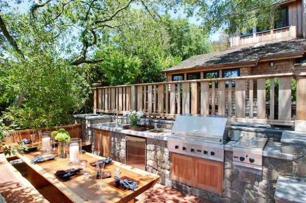 18 Astonishing Solutions For Your Outdoor Kitchen