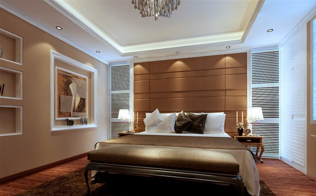 light blue and brown bedroom ideas 17 extravagant brown bedrooms that will inspire you 20656