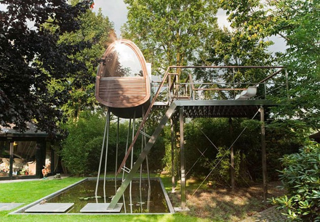 8 Truly Amazing Treehouse Designs That Will Leave You Breathless