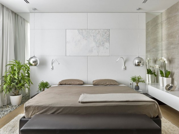 17 High Stylish Zen Bedrooms For Better Resting & Sleep
