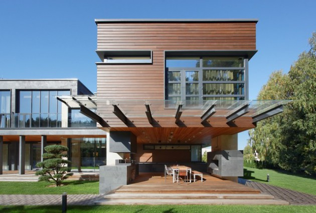 15 Breathtaking Contemporary Home Exterior Designs That Will Inspire You – Part 2