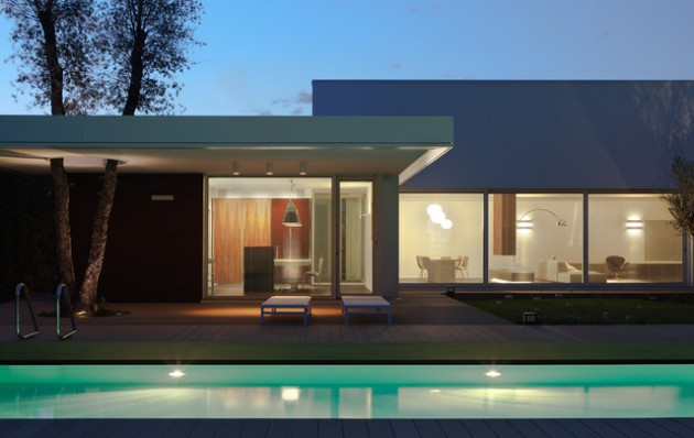15 breathtaking contemporary home exterior designs that for Modern house 6 part 2