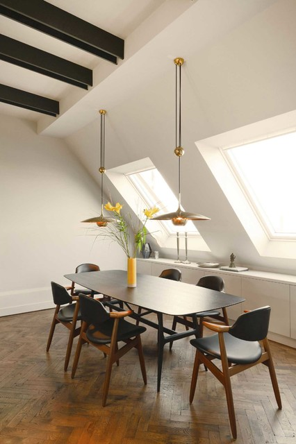 15 Charming Mid-Century Modern Dining Room Designs For A Pleasant Meal Time