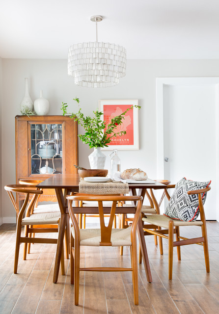 15 Charming Mid-Century Modern Dining Room Designs For A