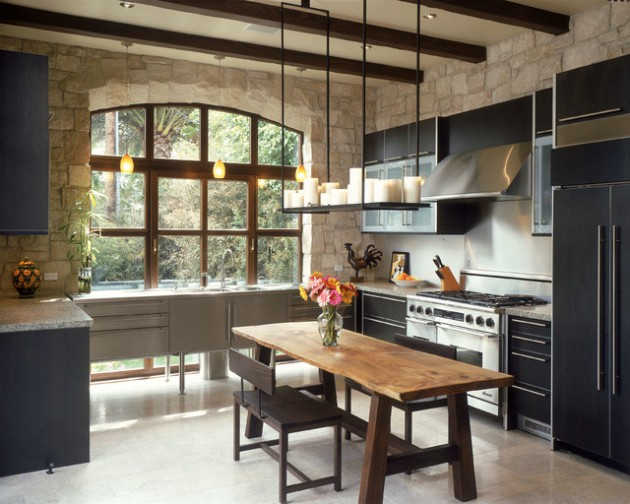 15 Remarkable Mediterranean Kitchen Designs That Will