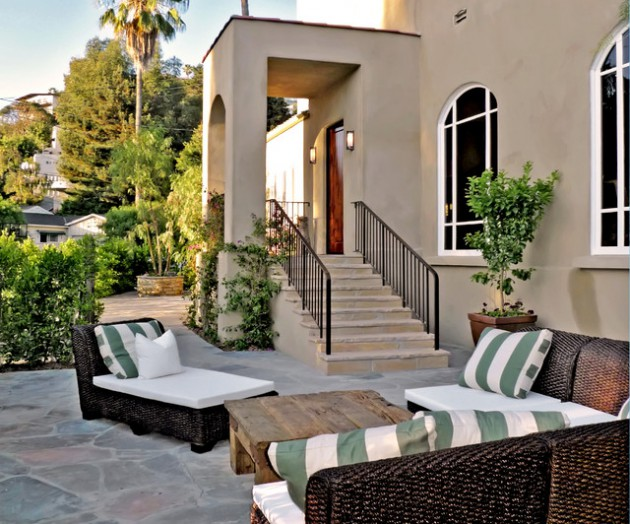 15 Stunning Mediterranean Porch Designs For The Ultimate Enjoyment