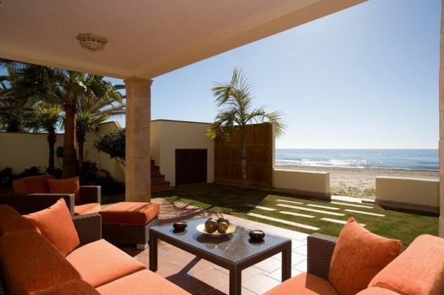 15 Stunning Mediterranean Porch Designs For The Ultimate Enjoyment