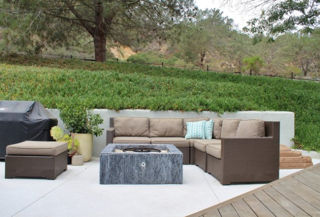 15 Stunning Mid Century Modern Patio Designs To Make Your Backyard Shine