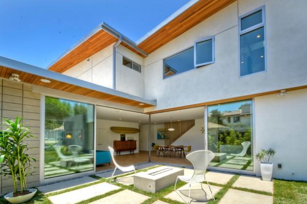 15 Stunning Mid-Century Modern Patio Designs To Make Your Backyard Shine