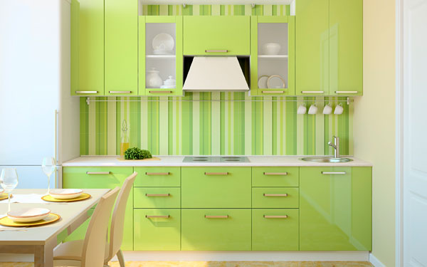 18 Outstanding Colorful Kitchen Designs To Break The Monotony In - Colorful-kitchen-design