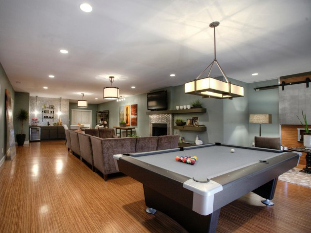 Delightful Game Room Ideas That Every Men Dream About - Games room ideas