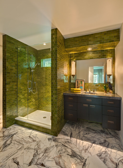 16 Beautiful Mid Century Modern Bathroom Designs That Are