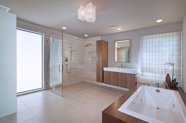 16 Beautiful Mid Century Modern Bathroom Designs That Are Simply Flawless
