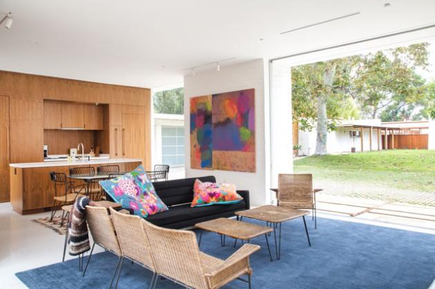 16 Splendid Mid-Century Modern Living Room Designs You Can'T Dislike