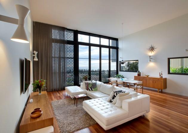 16 splendid mid century modern living room designs you can t dislike