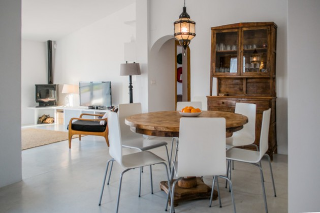 16 Stunning Mediterranean Dining Rooms You're Going To Love