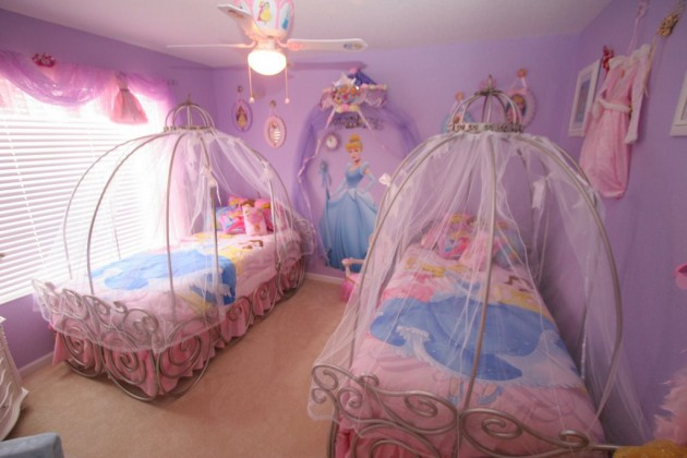 16 Joyful Disney Themed Bedroom Designs That Will Delight