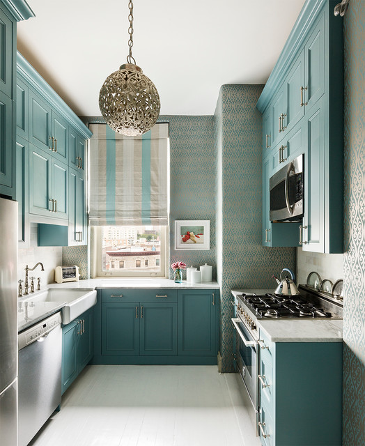 Making The Most Of Small Kitchens- 17 Functional Ideas To Inspire You