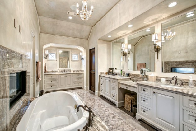 astounding mediterranean bathroom designs that are sparkling with
