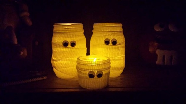 17 Mysterious Handmade Halloween Lights To Make Your Halloween Party Worth Remembering