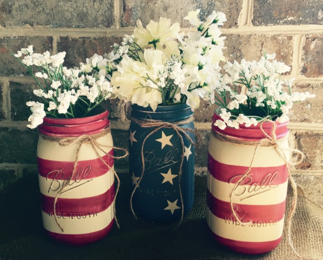 17 patriotic diy veterans day decoration ideas you can use for American flag decoration ideas
