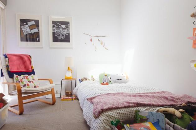 17 Vibrant Mid-Century Modern Kids' Room Interior Designs Your Kids Will Love