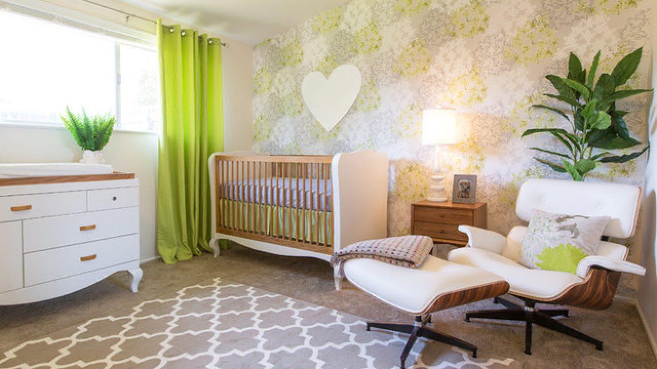 Image of: 17 Vibrant Mid Century Modern Kids Room Interior Designs Your Kids Will Love
