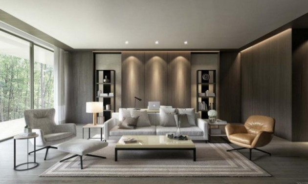 18 Spectacular Living Room Designs Worth Seeing