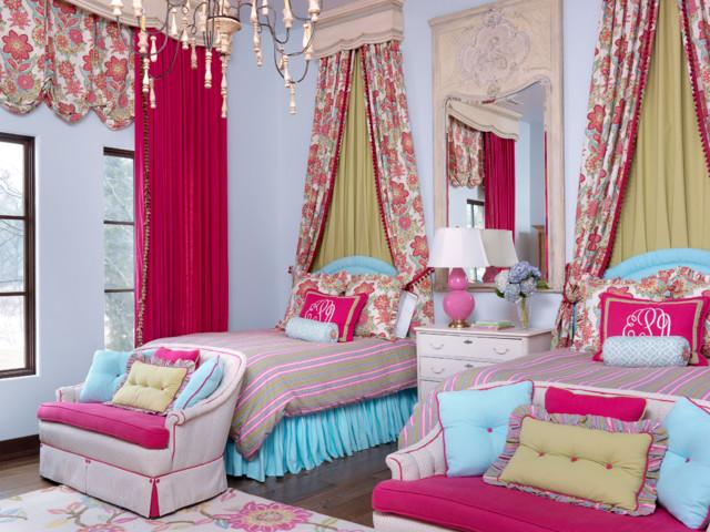 18 lively mediterranean kids room interior designs to entertain your children