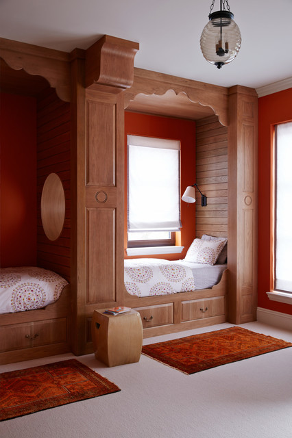 18 Lively Mediterranean Kids' Room Interior Designs To Entertain Your Children