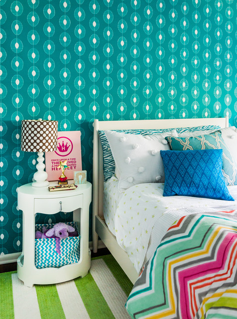 18 Lively Mediterranean Kids Room Interior Designs To Entertain Your Children