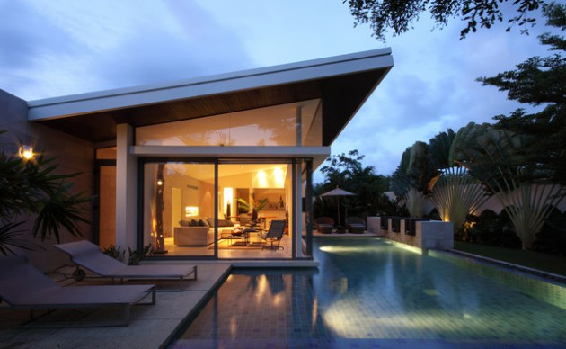 18 Mesmerizing Contemporary Swimming Pool Designs That Will Make Your Jaw Drop