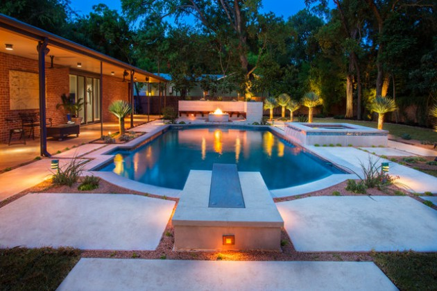 18 Outstanding Mid-Century Modern Swimming Pool Designs That Will Leave You Speechless