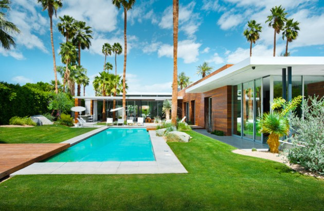 18 Spectacular Mid-Century Modern Exterior Designs That Will Bring You Back To The '50s