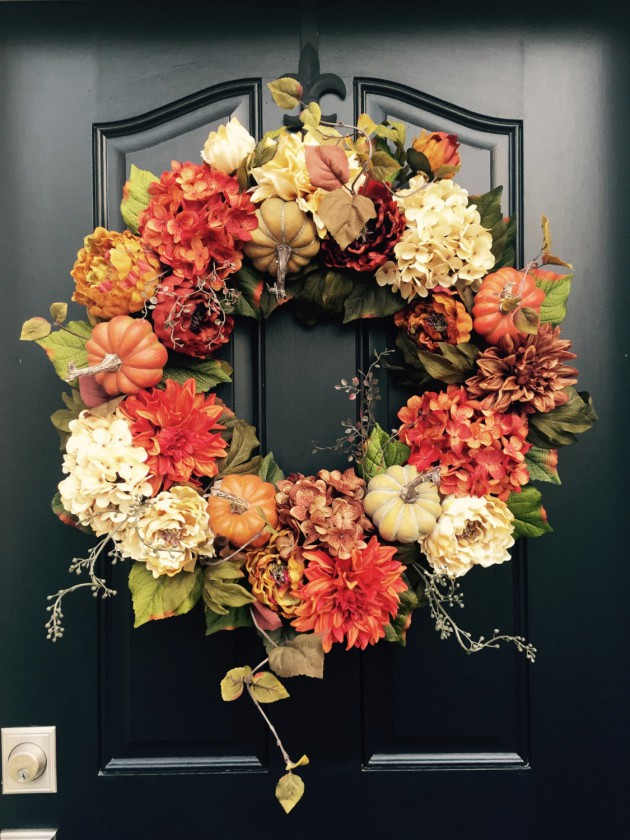 20 beautiful thanksgiving decoration diy ideas to decorate How to decorate your house for thanksgiving