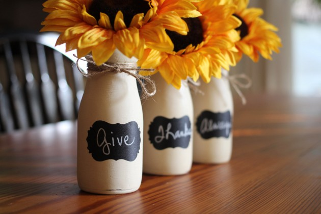 Beautiful thanksgiving decoration diy ideas to decorate