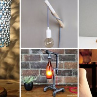 20 Mind-Blowing DIY Projects To Make Your Very Own Handmade Lamp