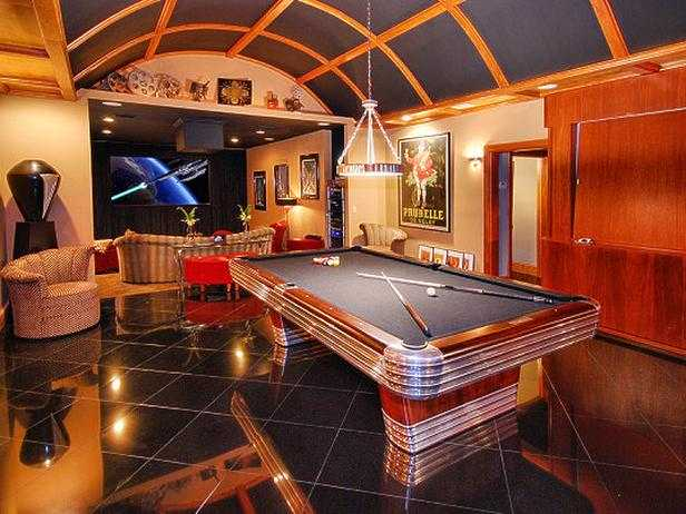17 delightful game room ideas that every men dream about - Home game room ideas ...