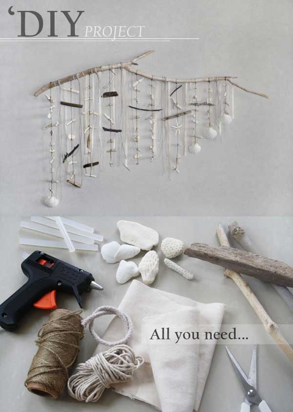 Do It Yourself Wall Decor at Home and Interior Design Ideas