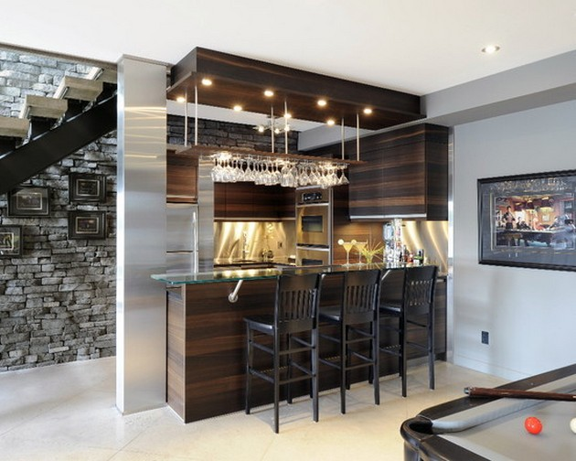 19 Delightful Home Bar Ideas For Real Enjoyment