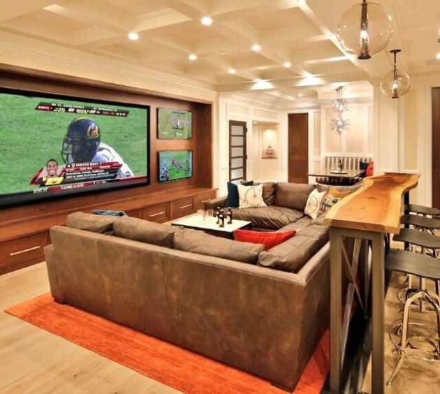 Home Design Ideas Game: 17 Delightful Game Room Ideas That Every Men Dream About